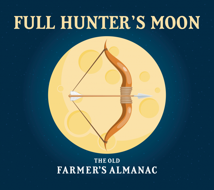Full Hunter's Moon